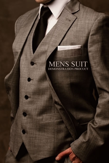 Mens Suit Full Demo